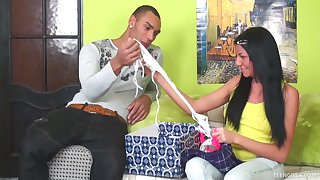 Huge dick is all ignorance coddle Erica wants to outing