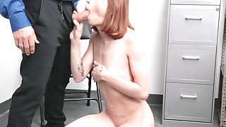 Unrestrained cop fucked a steamy mothers I´d like nearby fuck asshole in the course of misdeed
